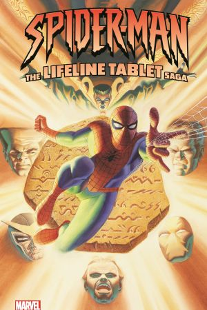 Spider-Man: The Lifeline Tablet Saga (Trade Paperback)