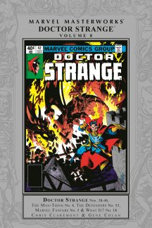 Marvel Masterworks: Doctor Strange Vol. 8 (Hardcover)