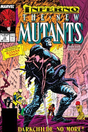 New Mutants #73