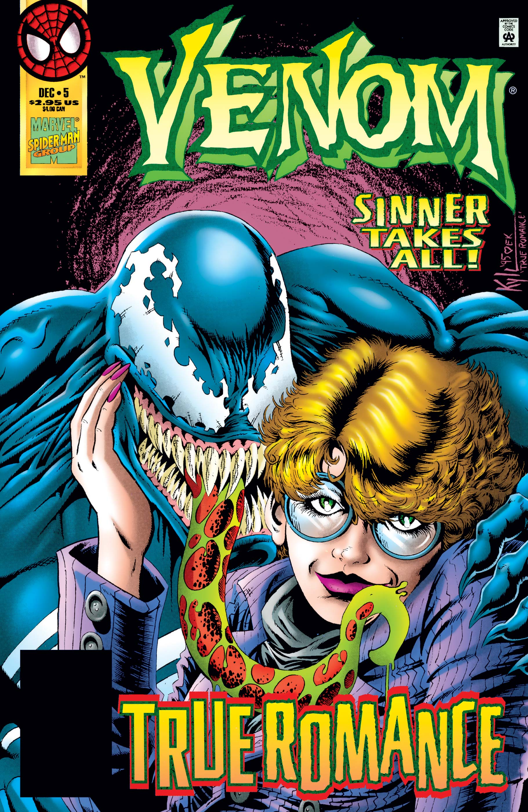Venom: Sinner Takes All (1995) #5