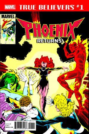 True Believers: Phoenix Returns (2017) #1