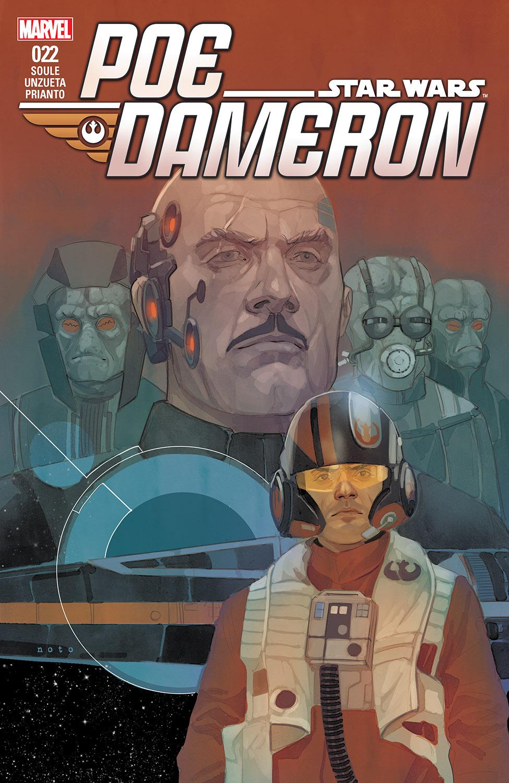 Star Wars: Poe Dameron (2016) #22