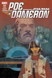 Poe Dameron (2016) #22