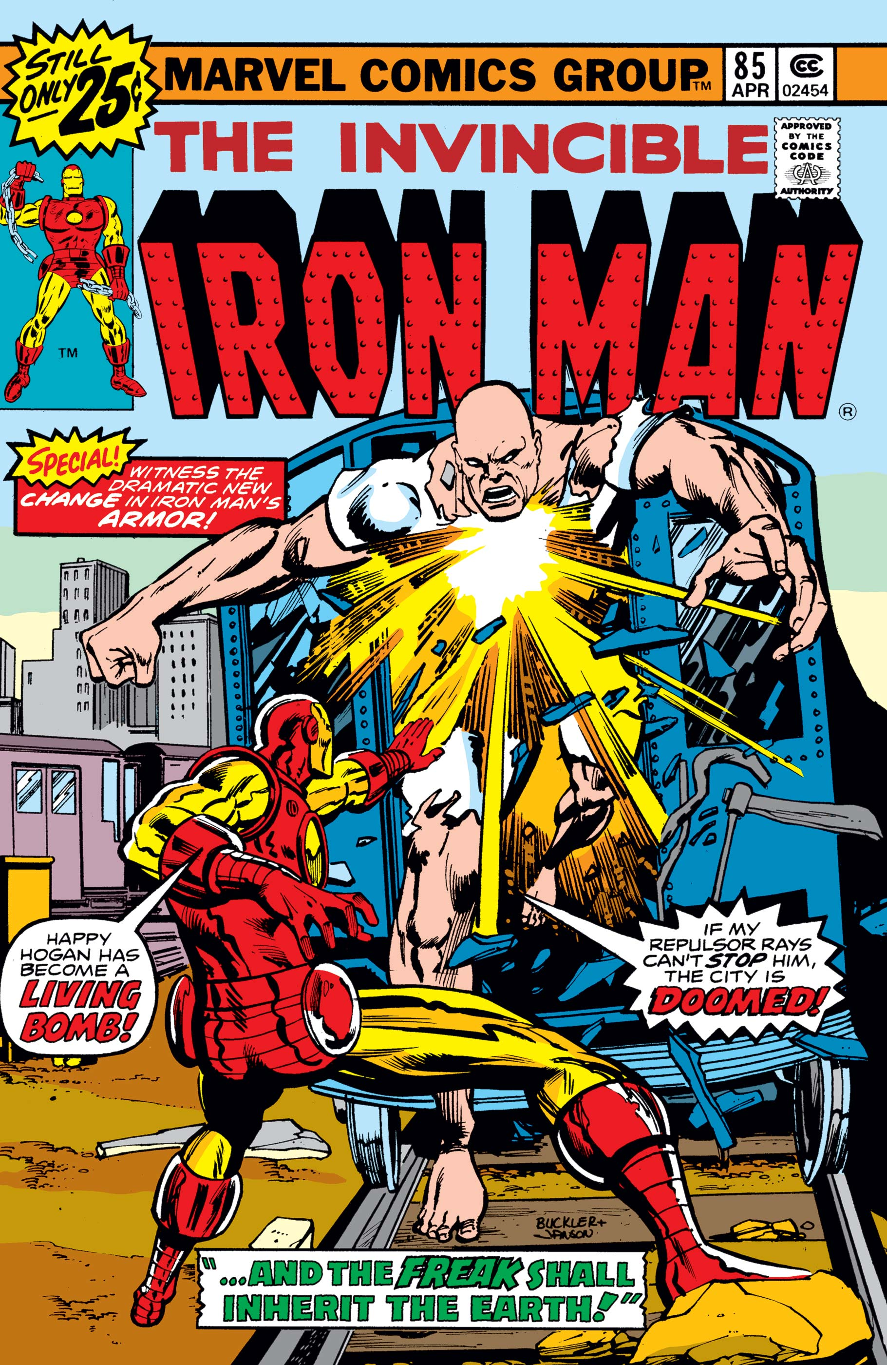Iron Man (1968) #85