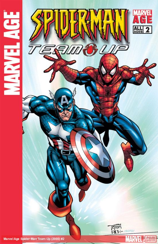 Marvel Age Spider-Man Team-Up (2000) #2