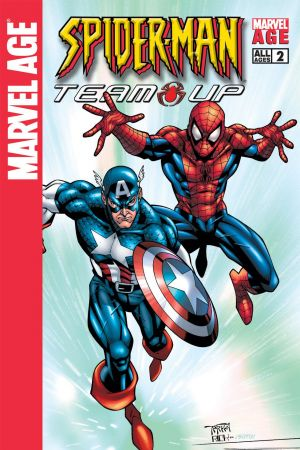 Marvel Age Spider-Man Team-Up #2