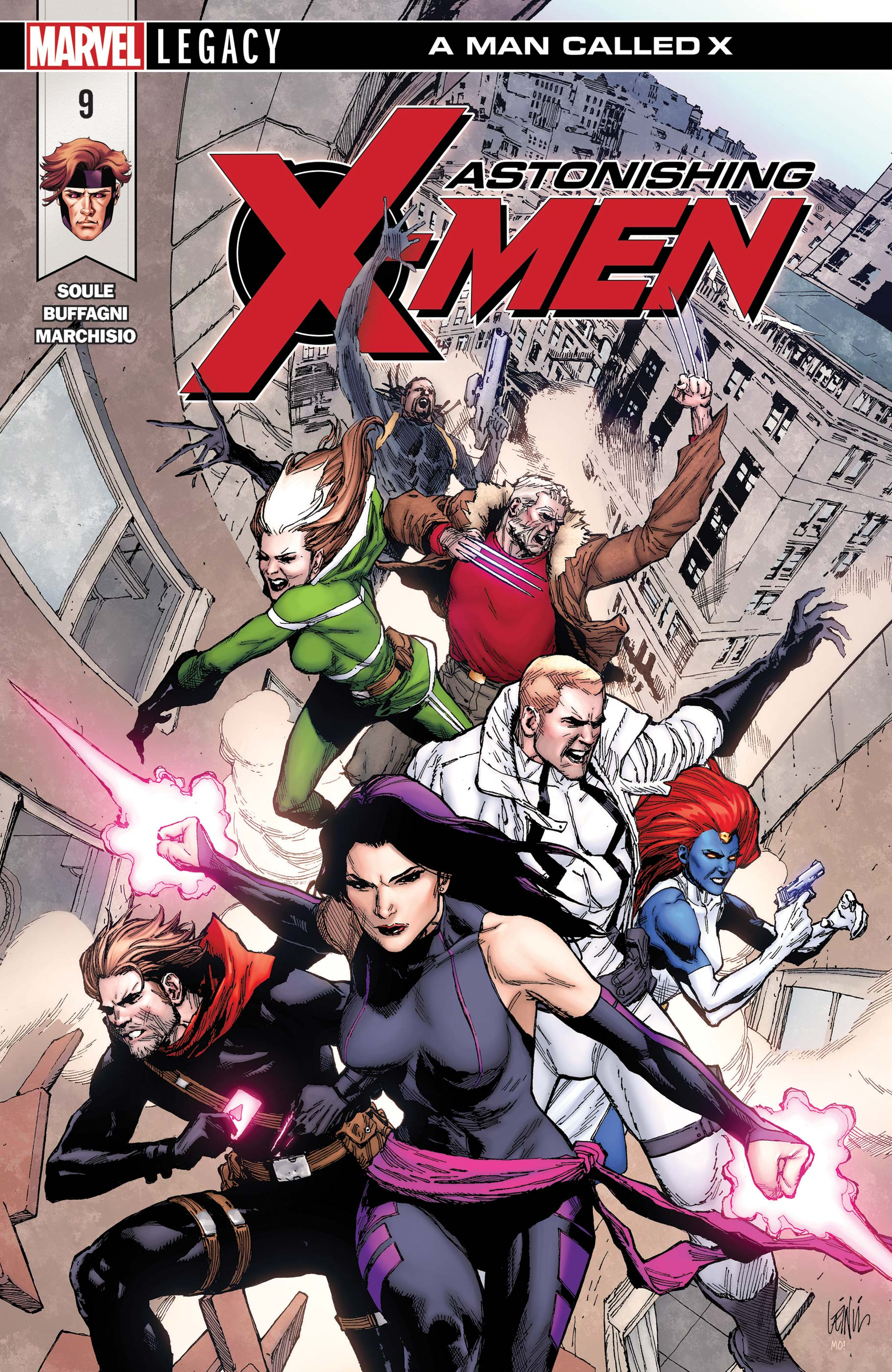 Astonishing X-Men (2017) #9