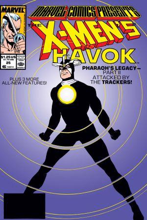 Marvel Comics Presents #25