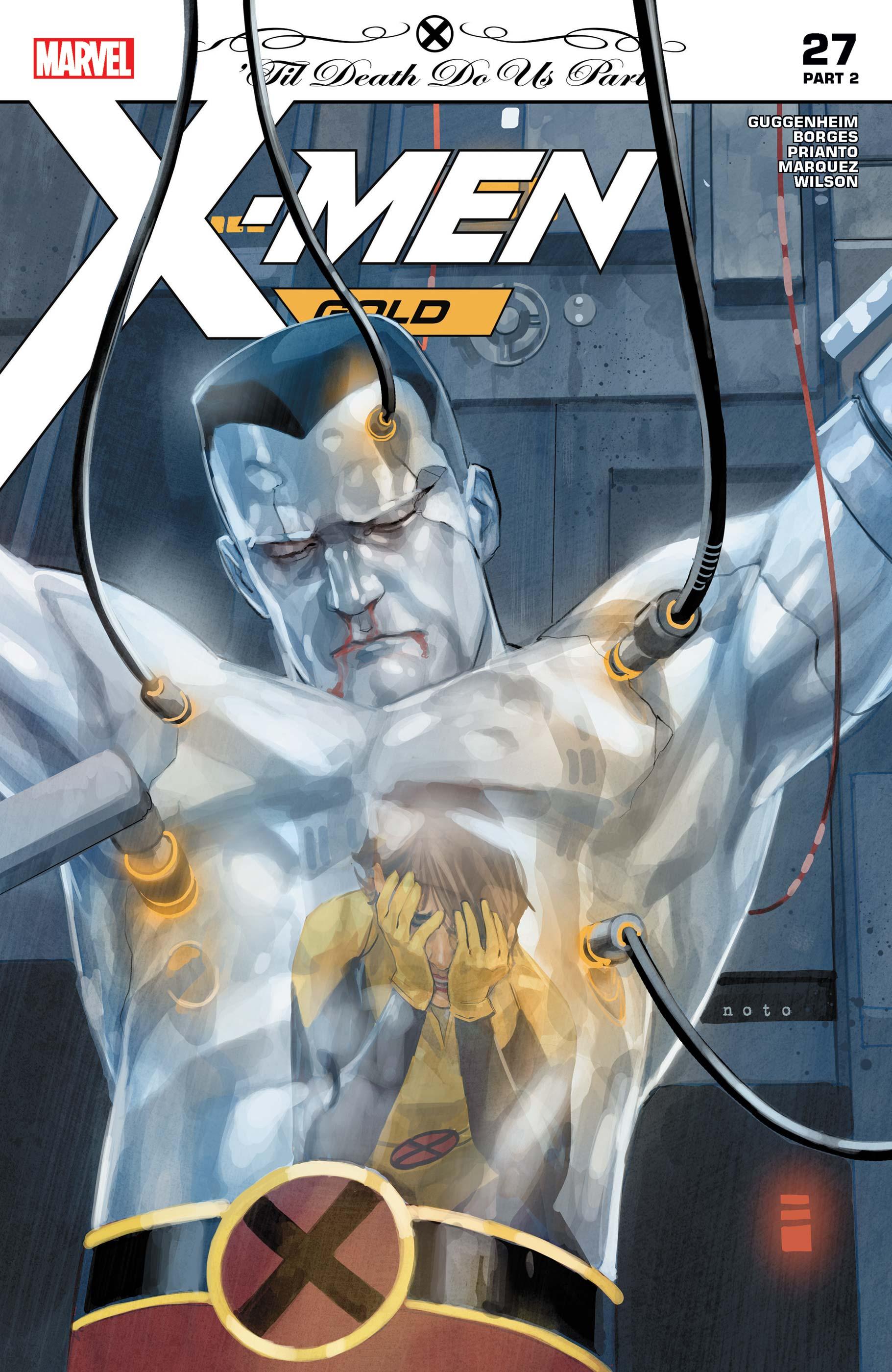 X-Men: Gold (2017) #27