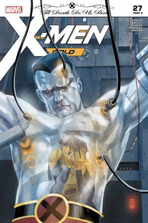 X-Men: Gold #27