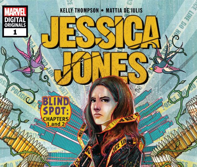 Jessica Jones: Mdo Digital Comic (2018) #1