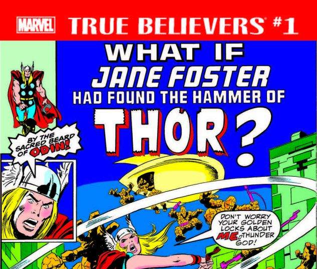 True Believers: TBD (2029) #1