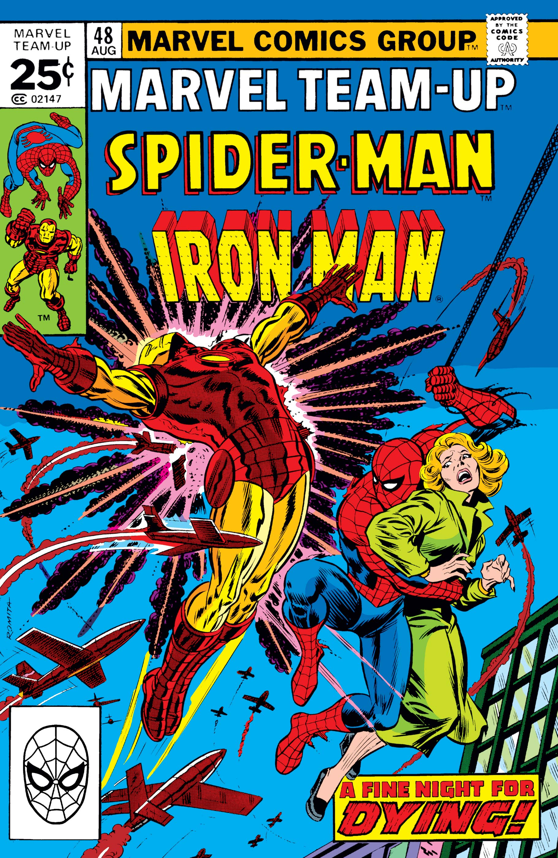 Marvel Team-Up (1972) #48