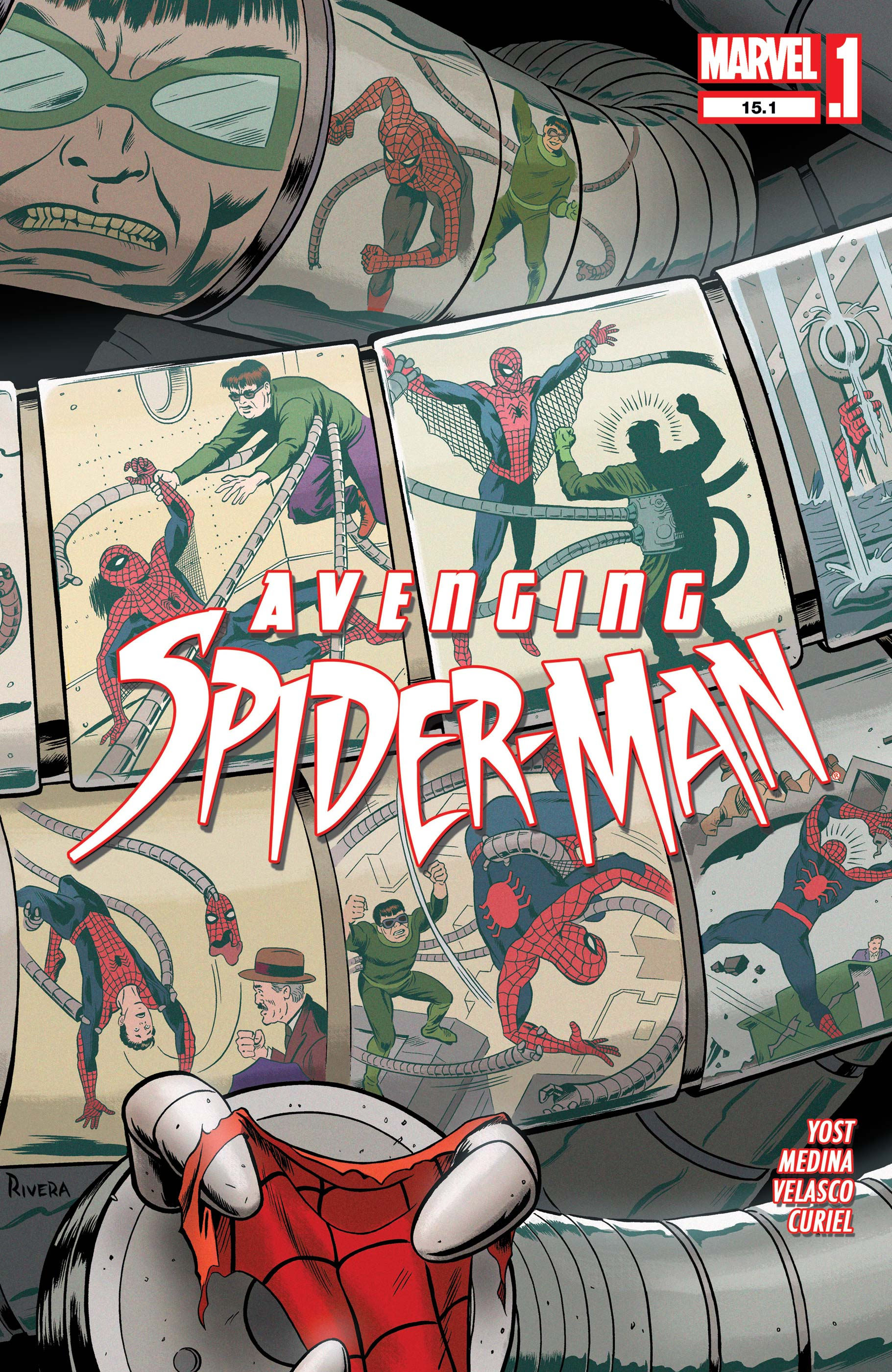 Avenging Spider-Man (2011) #15.1