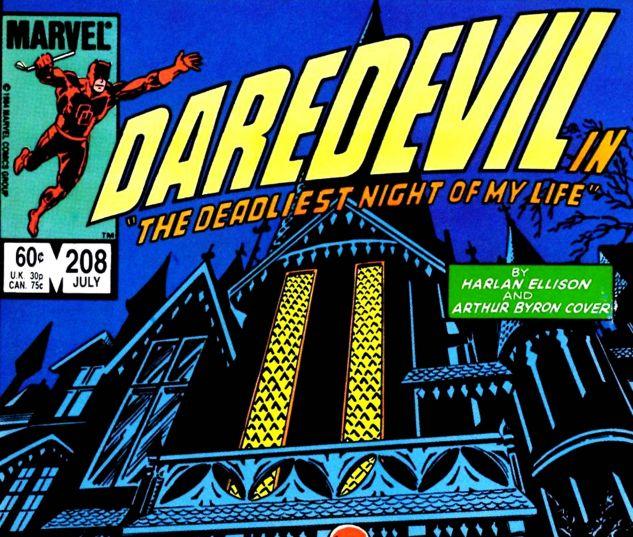 Daredevil (1964) #208