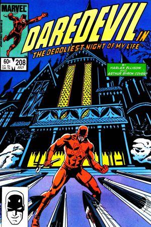 Daredevil #208