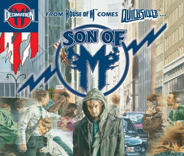 SON OF M (2005) #1