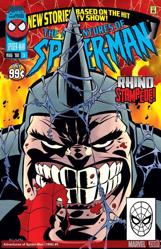 Adventures of Spider-Man (1996) #5