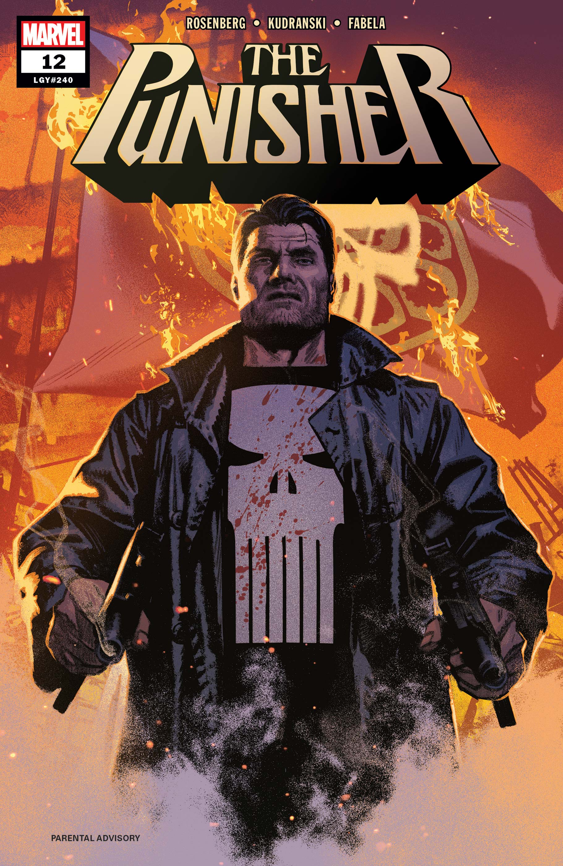 The Punisher (2018) #12