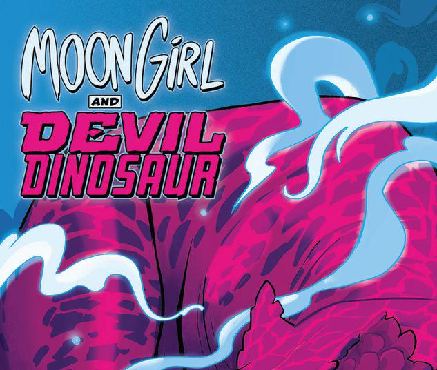 MOON GIRL AND DEVIL DINOSAUR VOL. 7: BAD DREAM TPB #7