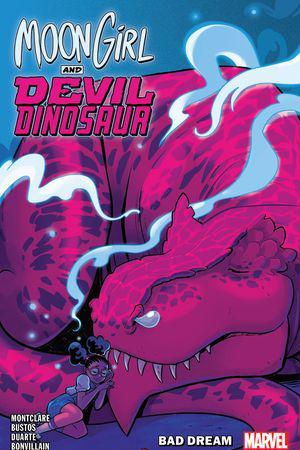 Moon Girl And Devil Dinosaur Vol. 7: Bad Dream  (Trade Paperback)