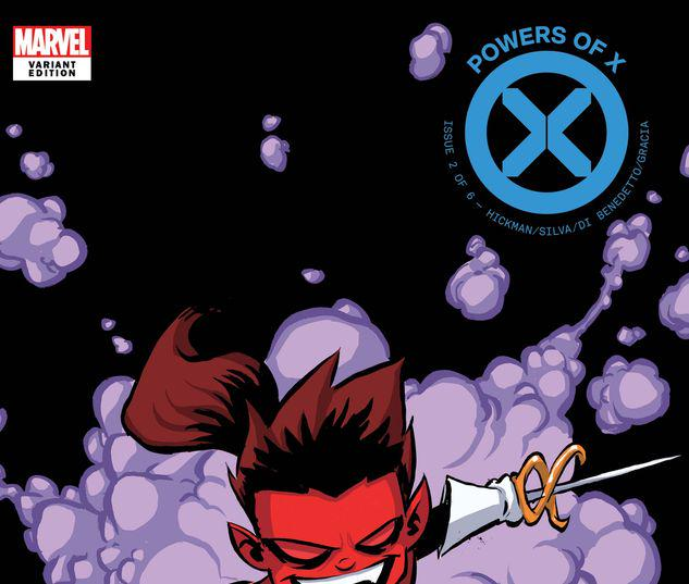 Powers of X #2