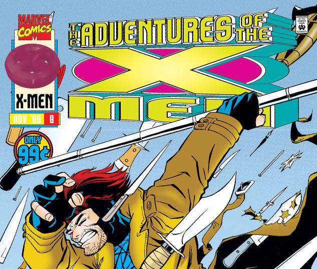 Adventures of the X-Men #8