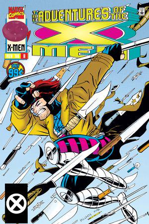 Adventures of the X-Men (1996) #8
