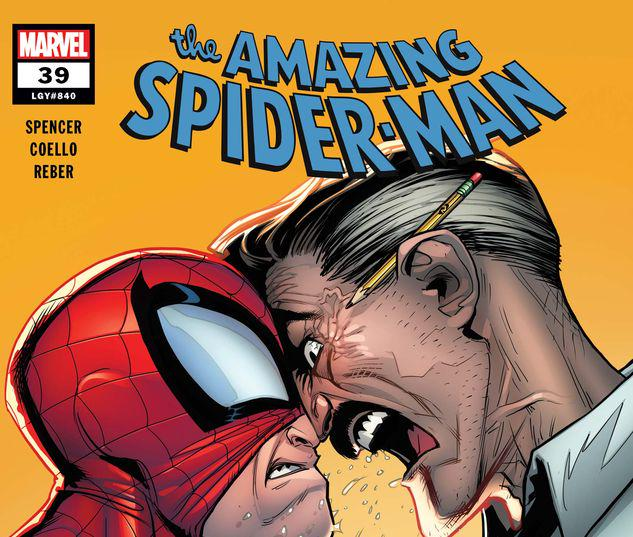 The Amazing Spider-Man #39