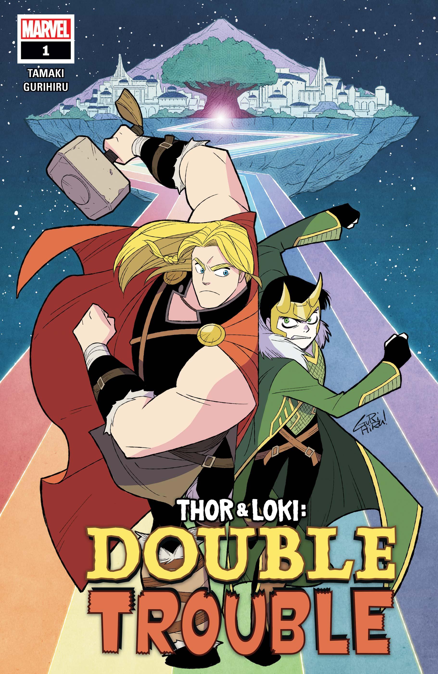 Thor & Loki: Double Trouble (2021) #1