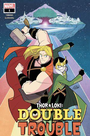 Thor & Loki: Double Trouble #1