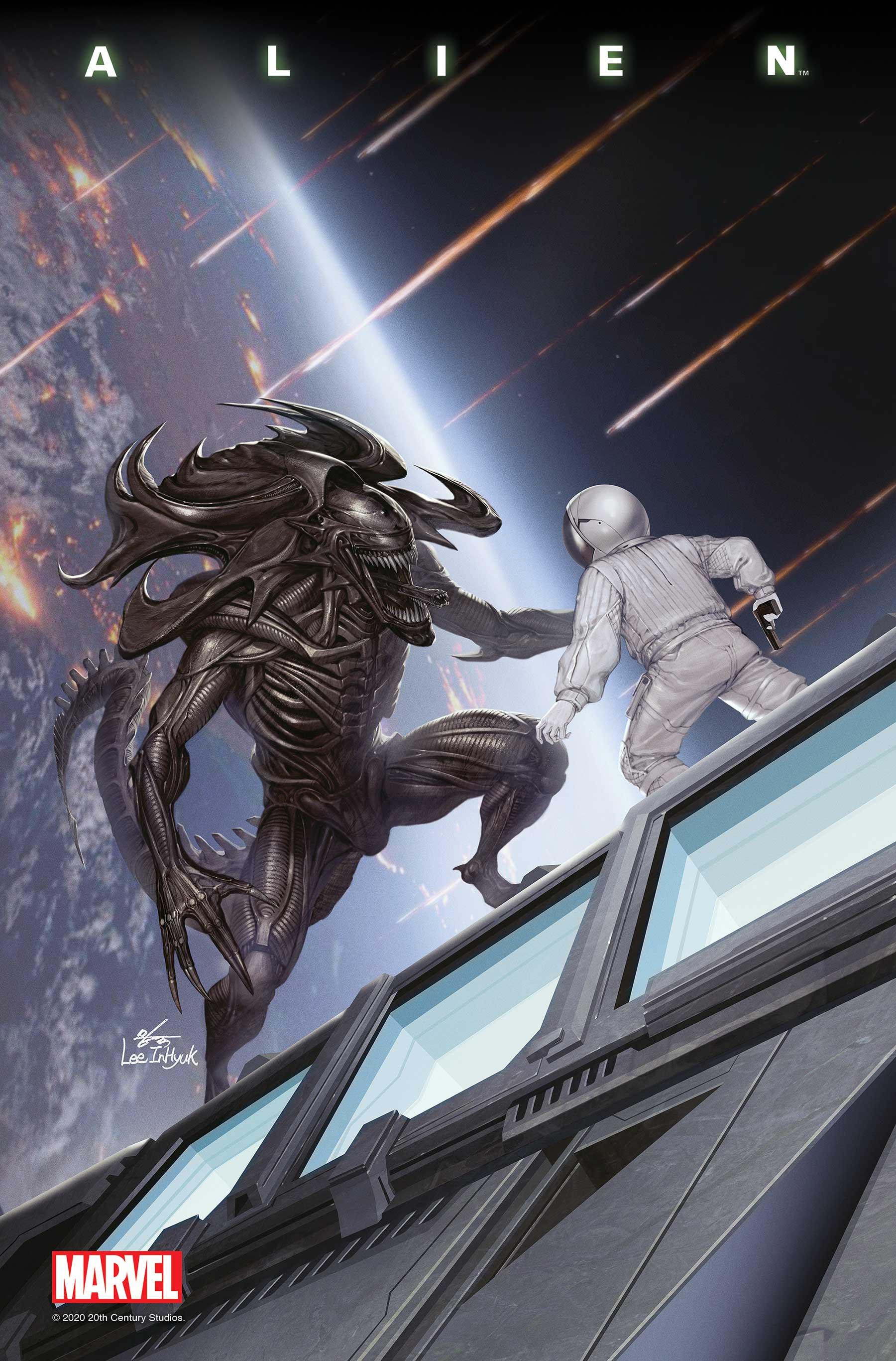 Alien (2021) #6
