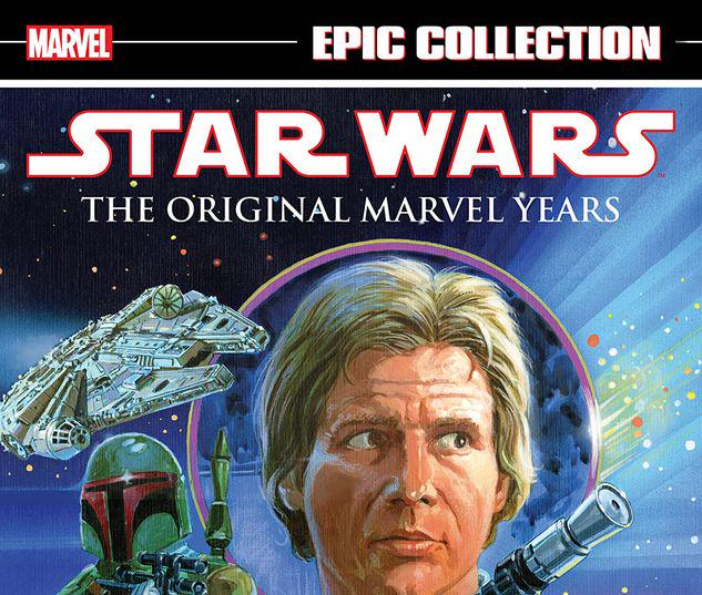 STAR WARS LEGENDS EPIC COLLECTION: THE ORIGINAL MARVEL YEARS VOL. 5 TPB #5