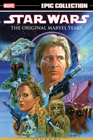 Star Wars Legends Epic Collection: The Original Marvel Years Vol. 5 (Trade Paperback)