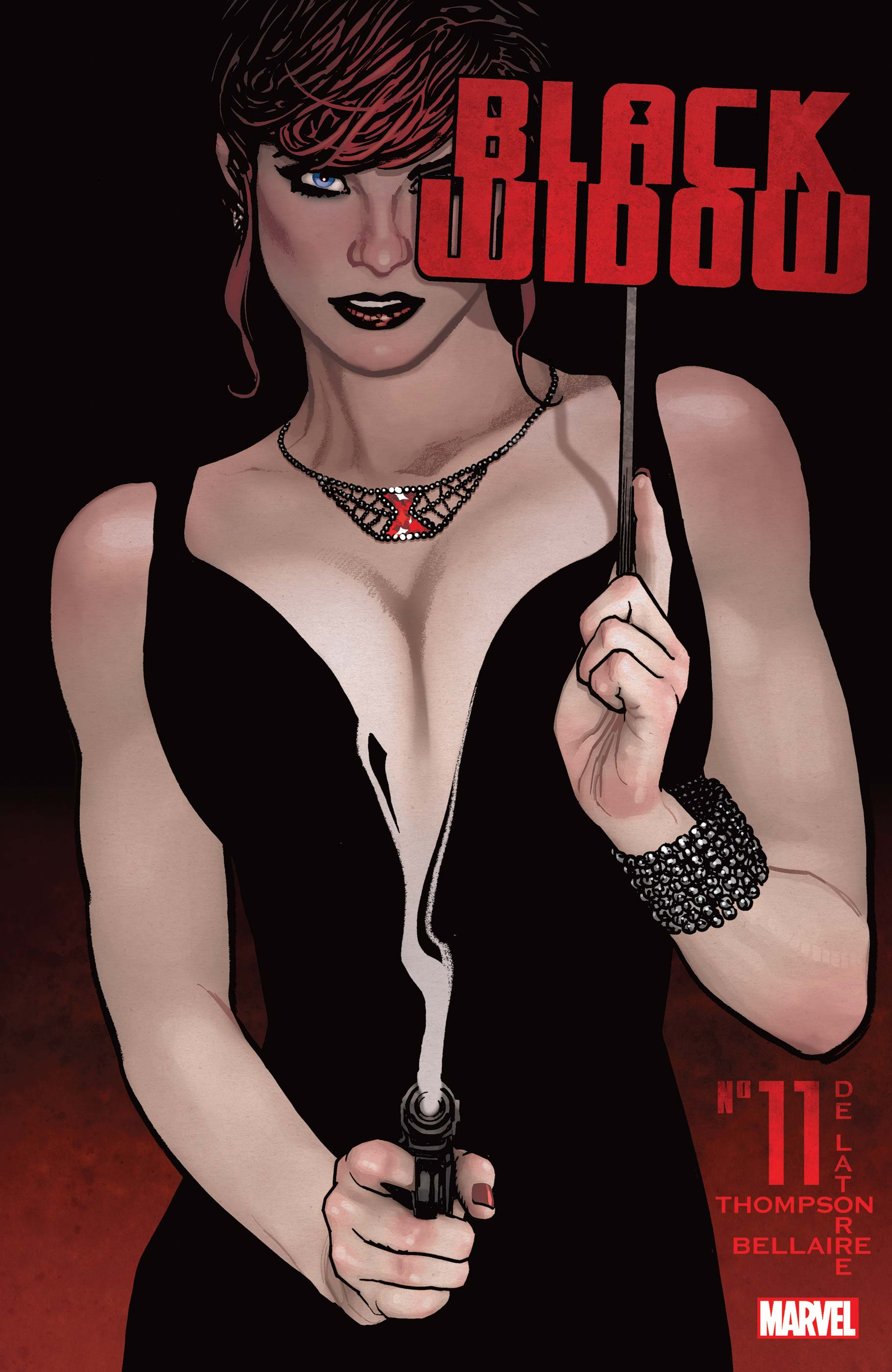 Black Widow (2020) #11 (Variant)