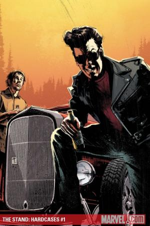 The Stand: Hardcases (2010) #1