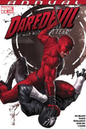Daredevil Annual (2007)