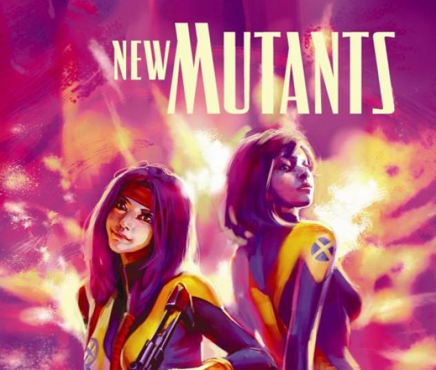 NEW MUTANTS #4 (BENJAMIN VARIANT)