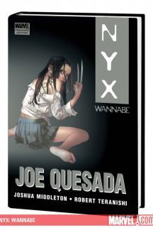 Nyx: Wannabe (Hardcover)