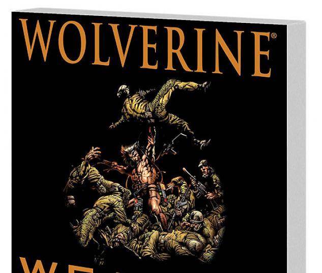 WOLVERINE: WEAPON X TPB  #1