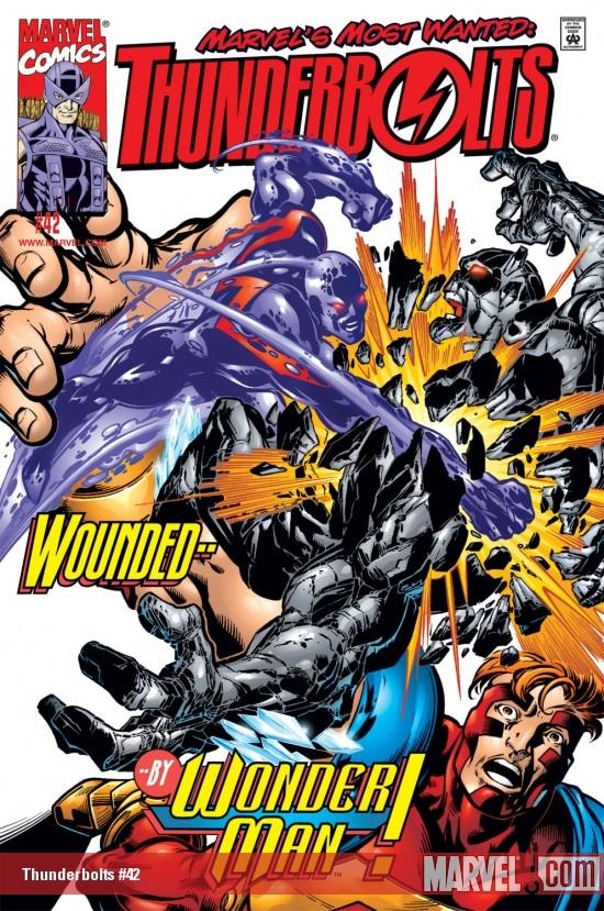 Thunderbolts (1997) #42