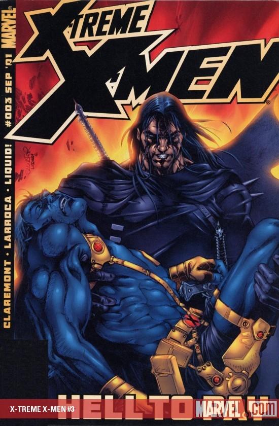 X-Treme X-Men (2001) #3