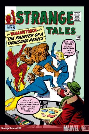 Strange Tales #108