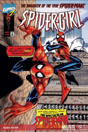 Spider-Girl #10