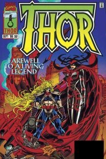 Thor Visionaries: Mike Deodato Jr. (Trade Paperback)