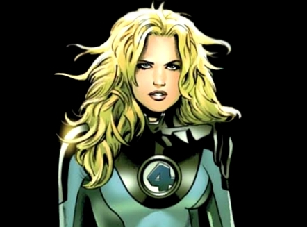 Invisible Woman (Ultimate)