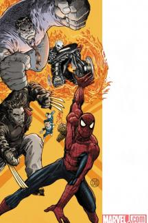 Spider-Man/Fantastic Four #3