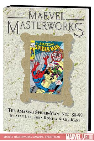 Marvel Masterworks: The Amazing Spider-Man Vol. 10 (Hardcover)