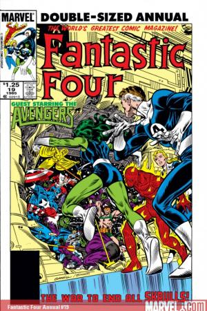 Fantastic Four Annual #19