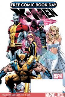 Free Comic Book Day (2008) #1